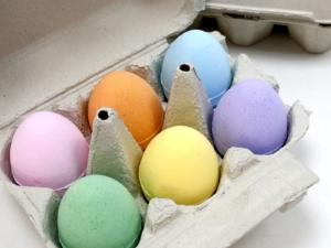 Mix bombas baño huevo.