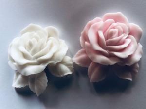jabón flor elegante