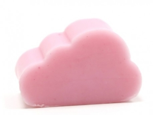 jabón nube geranio