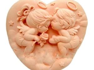 jabón enamorados