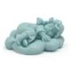Jabón angelito durmiendo en nuve