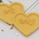 Jabón corazon MR