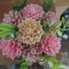 Jabón flor