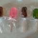Jabón helado sabores