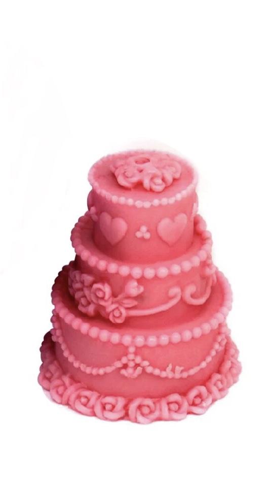 Jabón tarta